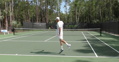 4 Keys To A Solid Return Of Serve