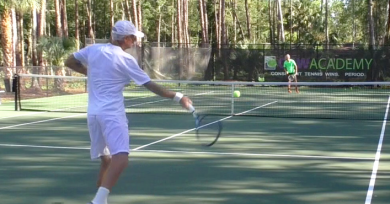 Forehand and Backhand Power-ws