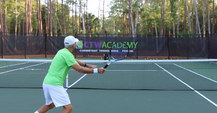 How To Hit More Winning Volleys
