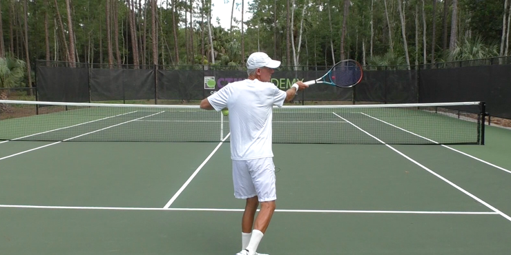 How To Hit The Swinging Volley