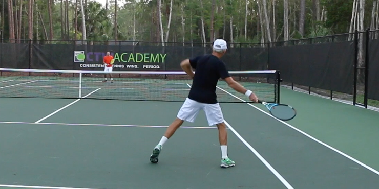 How To Hit Winning Returns Against Slow Serve