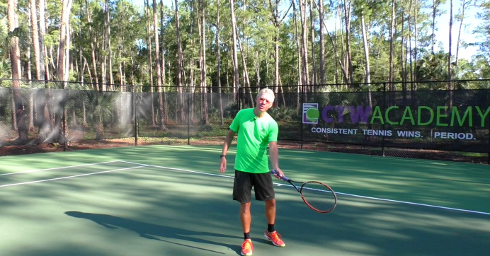 How To Improve Your Forehand Follow Through