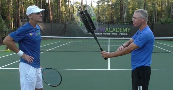 Develop Your Forehand With The ETCH Swing