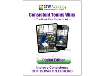 Consistent Tennis Wins Digital