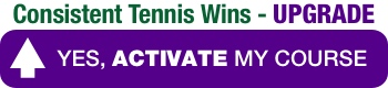 Consistent Tennis Wins