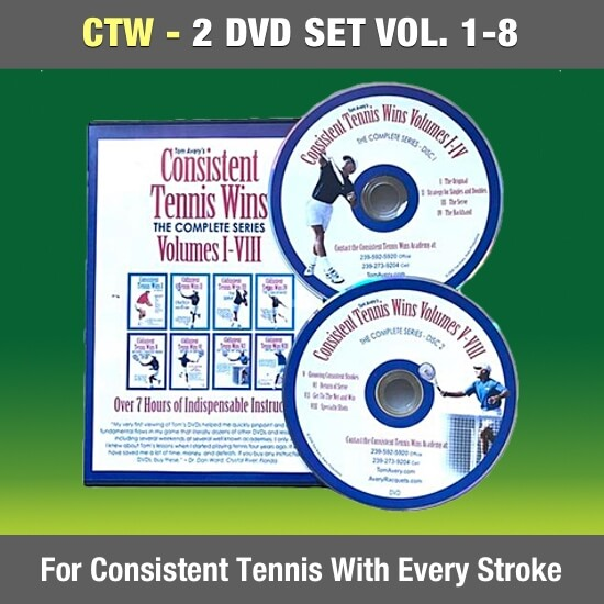 DVD Set Volumes 1 Through 8