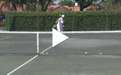 Tennis Keeps You Young