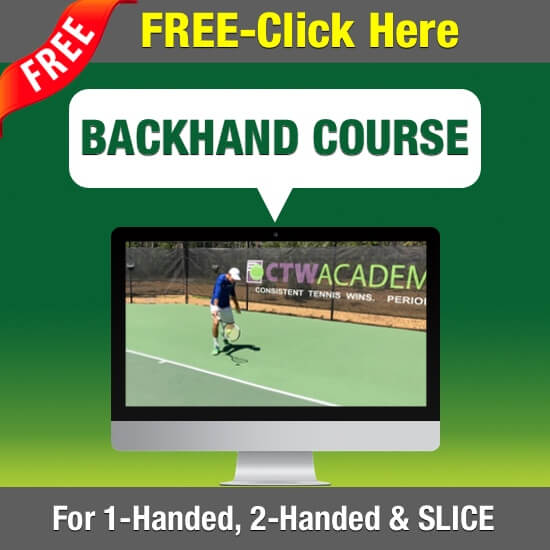 Free Backhand Course