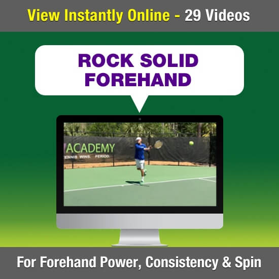 Rock Solid Forehand