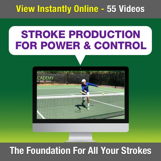 Stroke Production For Power And Control